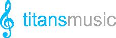 Titans Music Logo